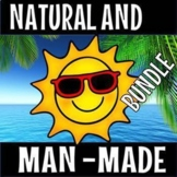 Natural and man made