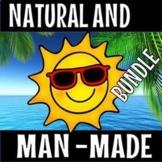 Natural and man made