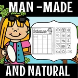 Natural and man -made