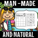 Natural and man -made