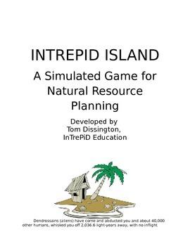 Natural Resources Simulation Game