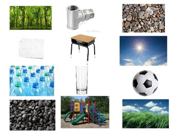 Natural vs. Manmade Objects