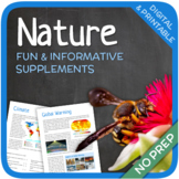 Nature: Climates, Weather, Disasters & Wonders