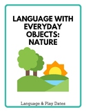 Nature: A Week of Vocabulary Activities