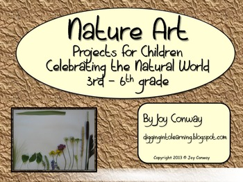 Nature Based Art Projects