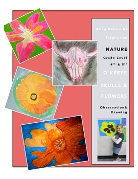 Art Lessons: Nature Art Unit