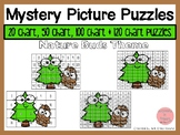 Nature Buds 20, 50, 100 & 120 Chart Mystery Picture Puzzles
