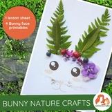 Nature Bunny Craft Printables
