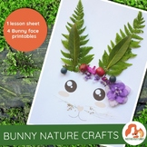 Nature Bunny Craft Printables