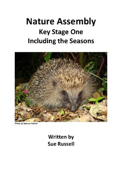 Nature Class Play based on British Wildlife and Seasons