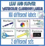 Nature Classroom Decorations Labels