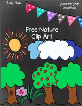 Free Nature Clip Art