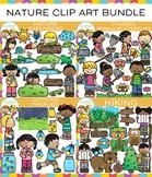 Nature Clip Art Big Bundle