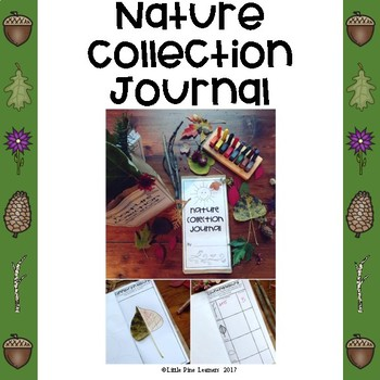 Nature Collection Journal