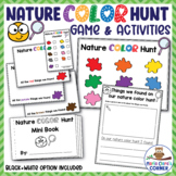 Nature Color Hunt Activity Pack