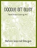 Nature Coloring Book