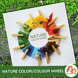 Nature Colour/Color Hunt Wheel