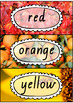 Nature Colour Posters - Queensland Fonts