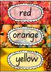 Nature Colour Posters - South Australian Fonts