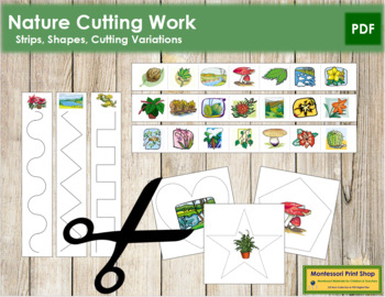 Nature Cutting Strips