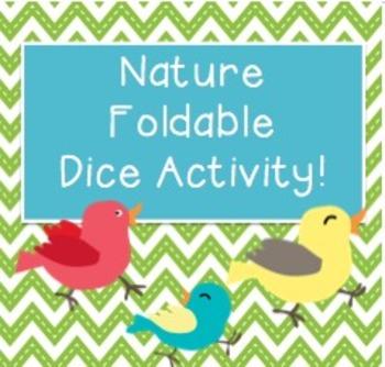 Enjoying Nature (Dice Activity)
