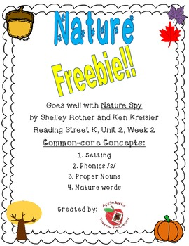Nature Freebie