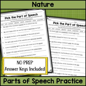 Nature Grammar