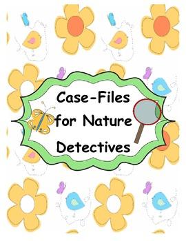 Nature Hunt - ABC and Sensory