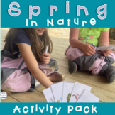 Nature In Spring Activity Pack