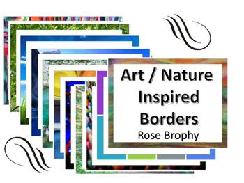 Nature Inspired Borders
