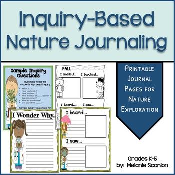 Inquiry-Based Nature Activity