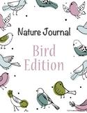 Nature Journal: Bird Edition