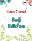 Nature Journal: Bug Edition