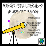 Nature Journal - Phases of the Moon