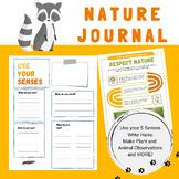 Nature Journal: Use Your 5 Senses, Write Haiku, Track Time