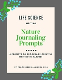 Nature Journaling Prompts