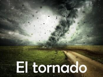 Nature (La naturaleza)/Environment (El ambiente) Power Point (SPANISH)