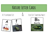 Nature Letter Cards