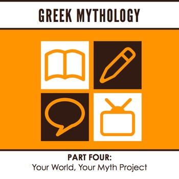 Nature Myth Creative Writing Project