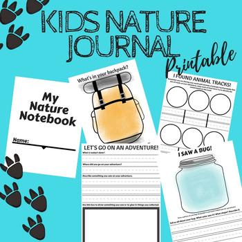 Nature Notebook/Journal