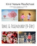 Nature PlaySchool Love & Friendship V-Day Theme