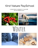 Nature PlaySchool Winter Theme