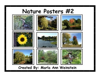 Nature Posters #2