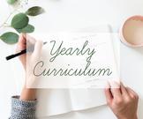 Nature Preschool Curriculum