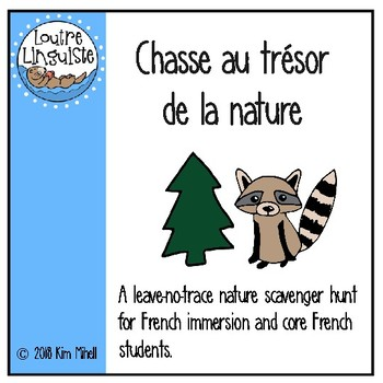 Nature Scavenger Hunt (French)