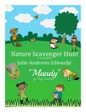"Nature Scavenger Hunt to Accompany Julie Andrews Edwards' ""Mandy"""