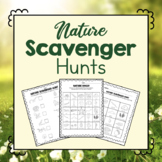 Nature Scavenger Hunts