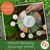 Nature Sensory Scavenger Wheels