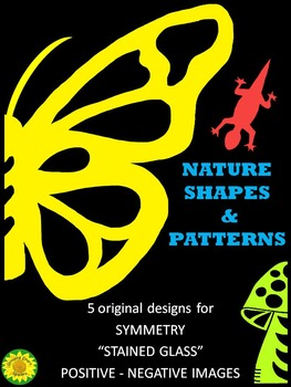 Nature Shapes: Craft Patterns for Classroom and Projects