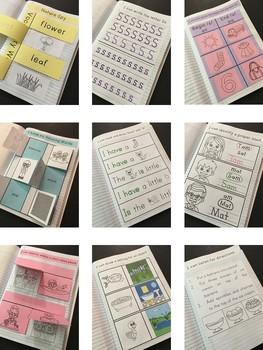 Nature Spy Interactive Notebook ~ Reading Street Kindergarten